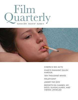 Film Quarterly Summer 2014