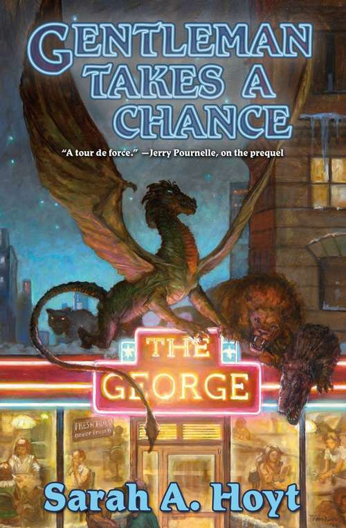 Gentleman Takes a Chance (Shifters, Book #2)