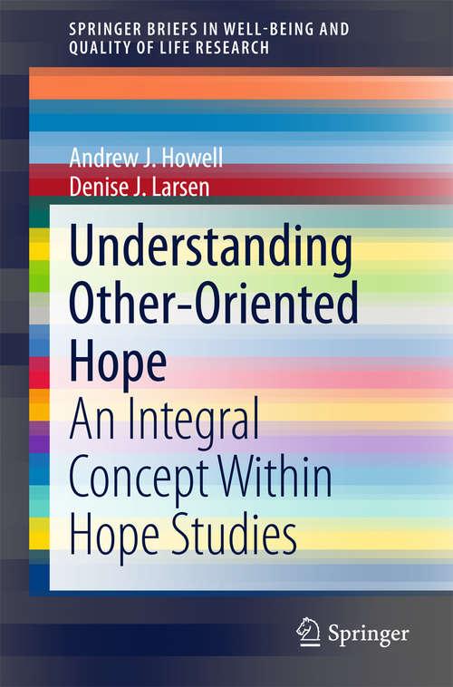 Understanding Other-Oriented Hope