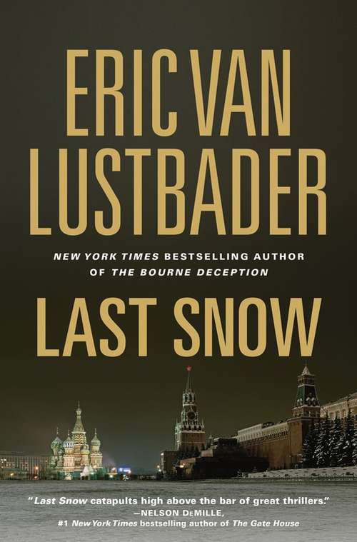 Last Snow (Jack McClure Series #2)