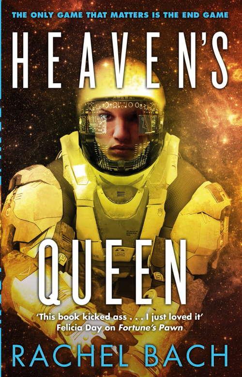 Heaven's Queen: Book 3 of Paradox (Paradox #3)