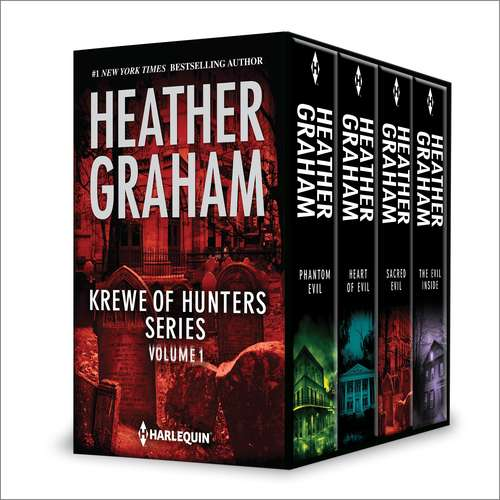 Krewe of Hunters Series, Volume 1