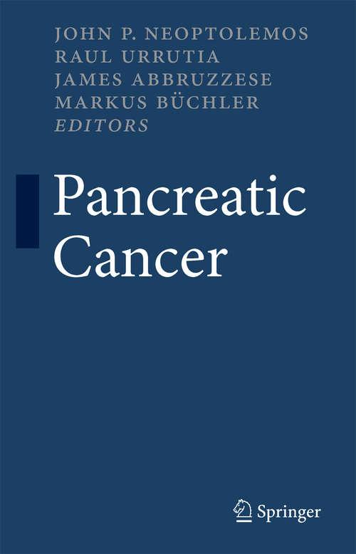 Pancreatic Cancer, Volume 1