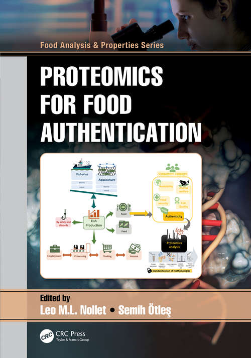 Proteomics for Food Authentication (Food Analysis & Properties)