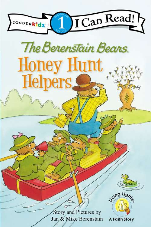 The Berenstain Bears: Honey Hunt Helpers (I Can Read! #Level 1)