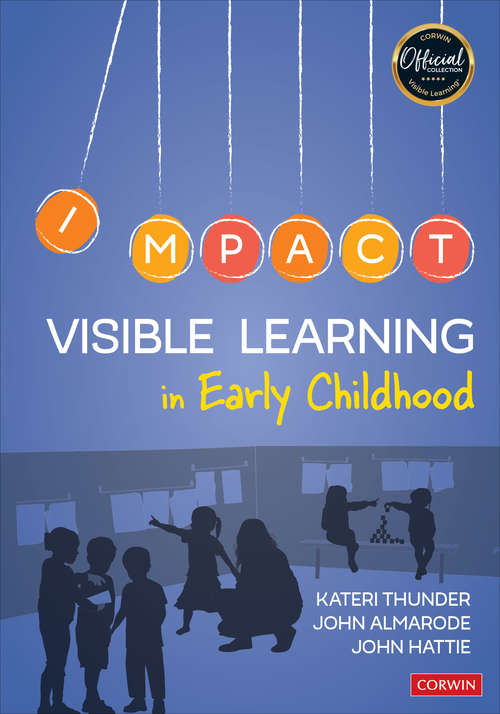 Visible Learning in Early Childhood