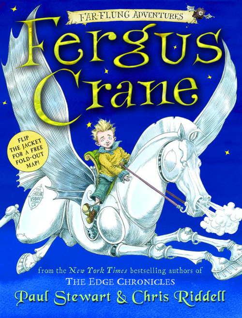 Far-Flung Adventures: Fergus Crane (Far-Flung Adventures #3)