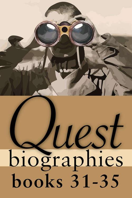 Quest Biographies Bundle — Books 31–35: Harriet Tubman / Laura Secord / Joey Smallwood / Prince Edward, Duke of Kent / John A. Macdonald