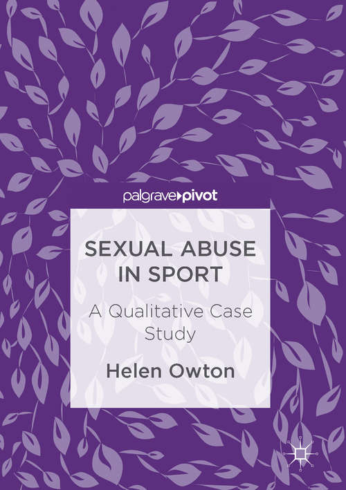 an examination of sexuality in professional sports Sex and sports often intertwine — and that's not a good thing when laws are broken or league or team rules are violated other sports sex scandals and sports.