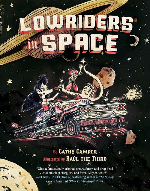 Lowriders in Space (Lowriders #1)