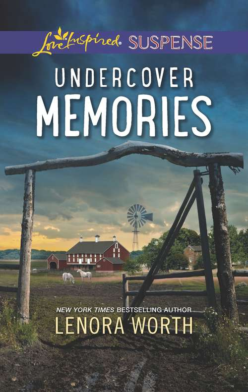 Undercover Memories: Undercover Memories In Too Deep Framed For Christmas (Mills And Boon Love Inspired Suspense Ser.)