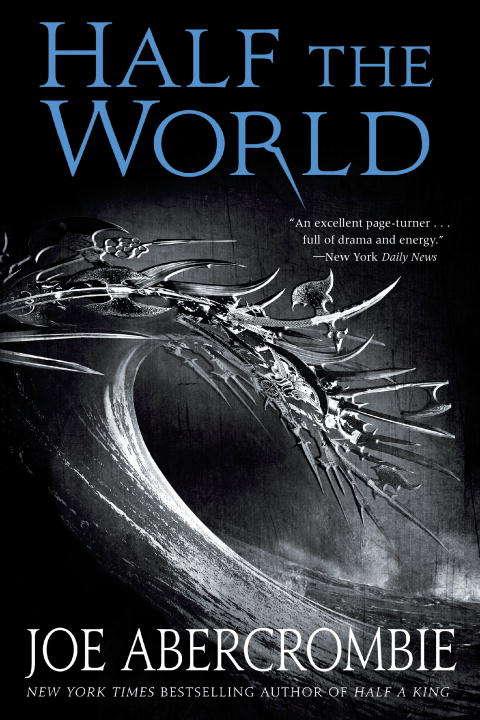 Half the World: Half A King, Half The World, Half A War (Shattered Sea #2)