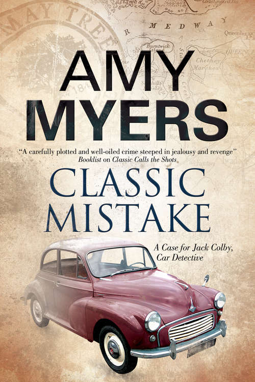 Classic Mistake (The Jack Colby, Car Detective Mysteries #4)