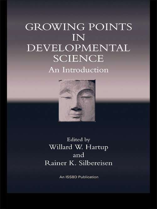 Growing Points in Developmental Science: An Introduction
