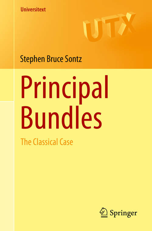 Principal Bundles: The Classical Case (Universitext)