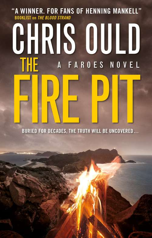 The Fire Pit (Faroes novel #3)