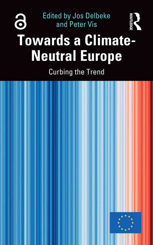 Towards a Climate-Neutral Europe: Curbing the Trend