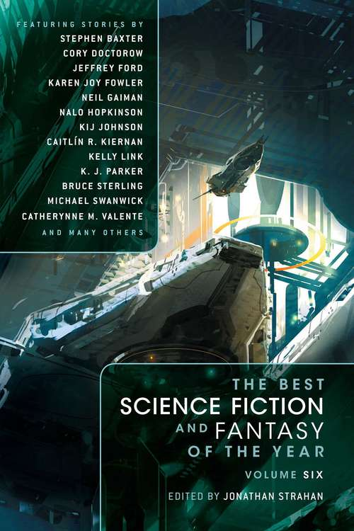 The Best Science Fiction and Fantasy of the Year #6