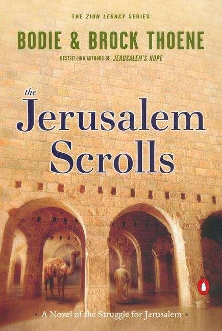 The Jerusalem Scrolls (The Zion Legacy Book #4)