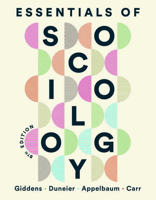 Essentials of Sociology (Eighth Edition)