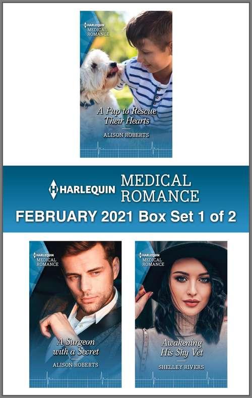Harlequin Medical Romance February 2021 - Box Set 1 of 2