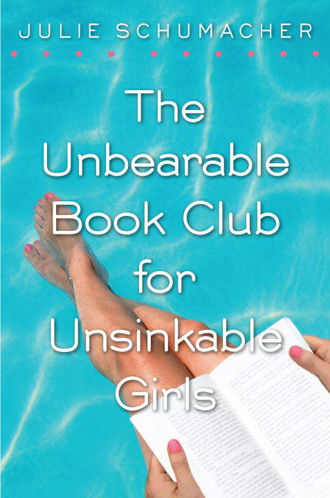 Collection sample book coverThe Unbearable Book Club for Unsinkable Girls