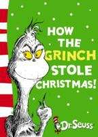 How The Grinch Stole Christmas Book Pdf.Dr Seuss Yellow Back Books How The Grinch Stole
