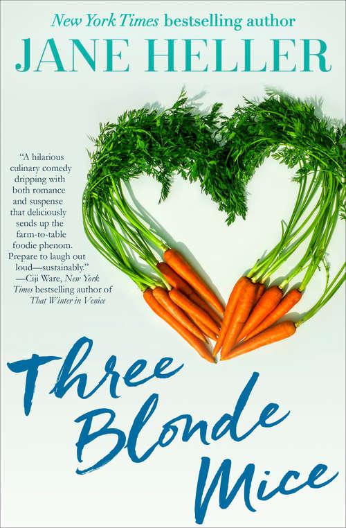 Three Blonde Mice