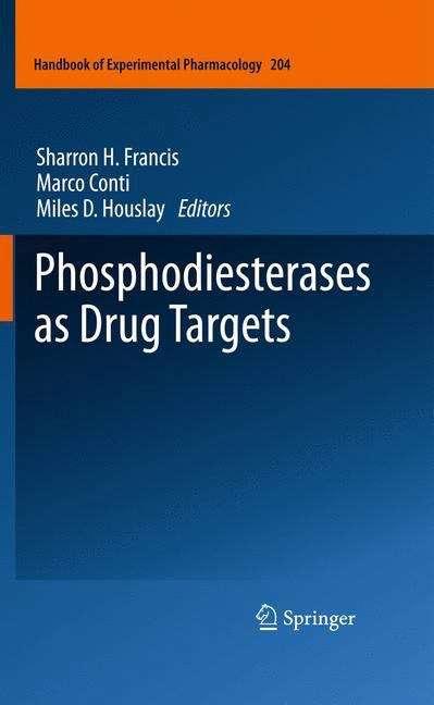 Phosphodiesterases as Drug Targets