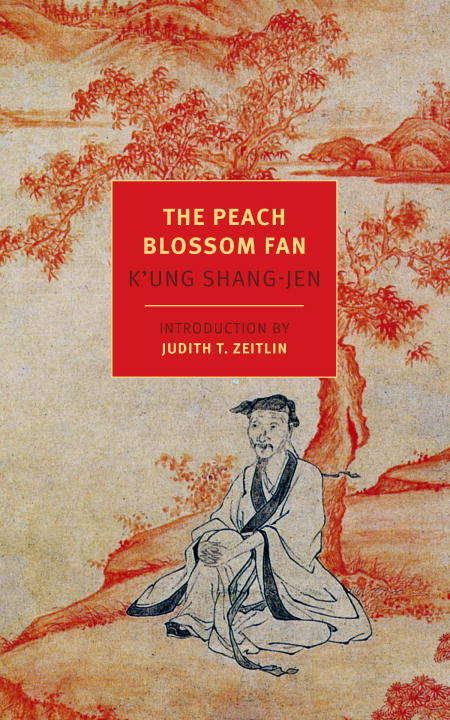 The Peach Blossom Fan
