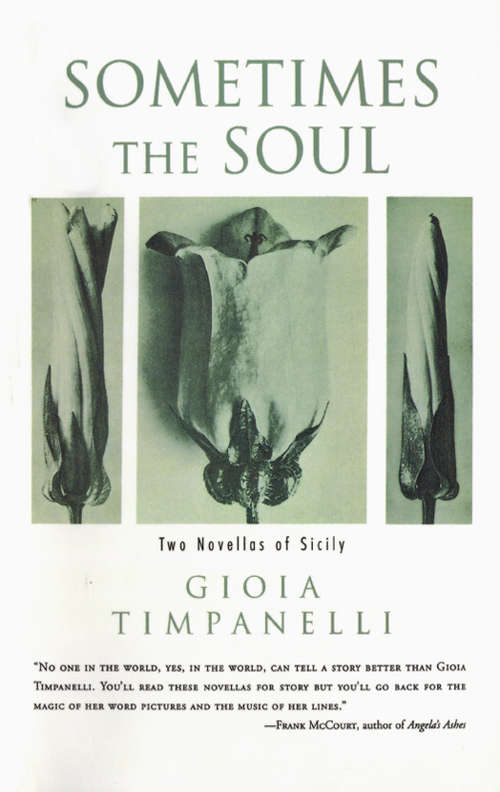 Sometimes the Soul: Two Novellas of Sicily