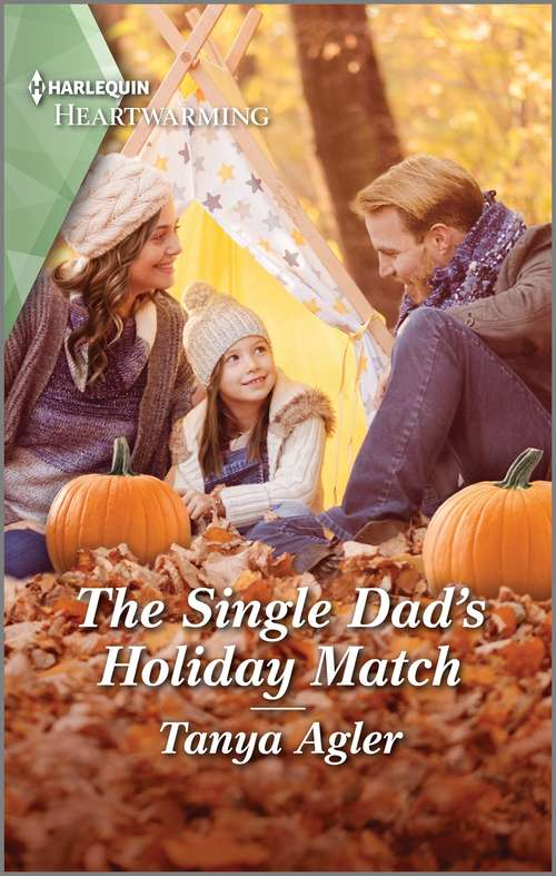 The Single Dad's Holiday Match: A Clean Romance (Smoky Mountain First Responders #1)