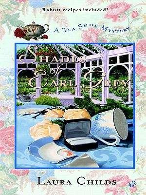 Shades of Earl Grey (A Tea Shop Mystery #3)