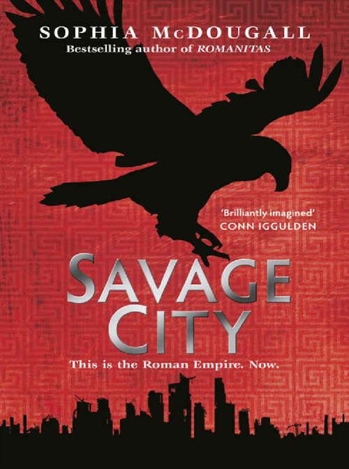 Savage City: Volume III