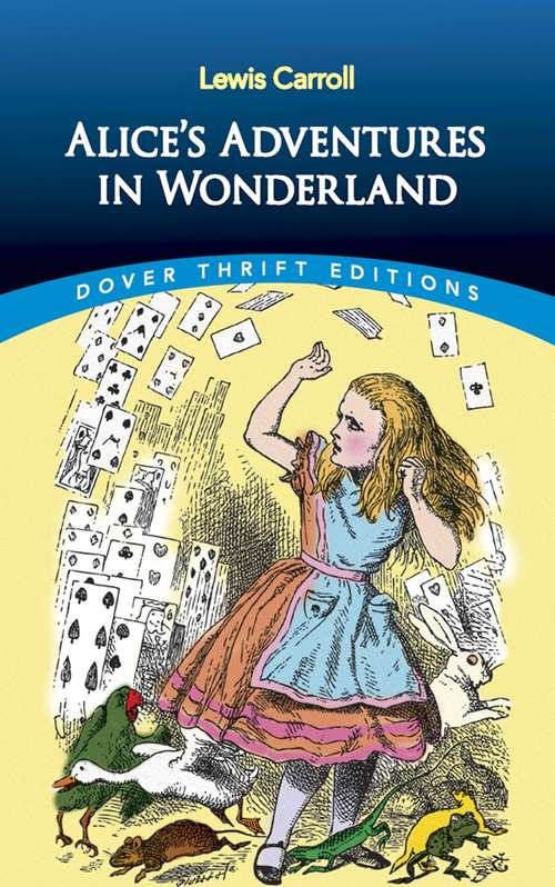 comparing the differences between the childrens stories by lewis carroll alices adventures in wonder I bought the library of wonder version of burroughs' mars stories are few months the barnes and noble leatherbound classics leather lewis carroll.