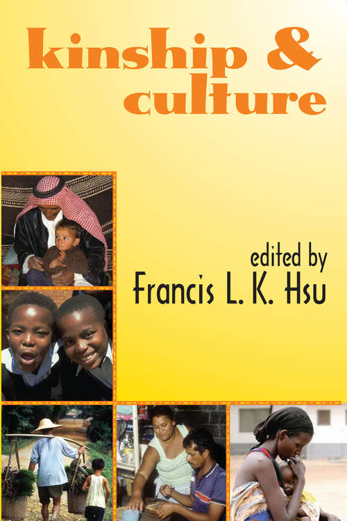 Kinship and Culture