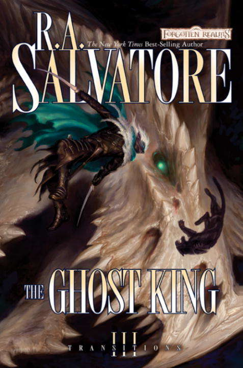 The Ghost King: Transitions, Book 3) (Transitions)
