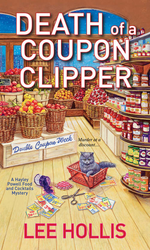 Death of a Coupon Clipper (Hayley Powell Mystery #3)