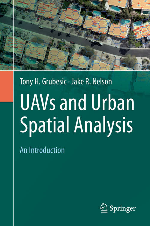 UAVs and Urban Spatial Analysis: An Introduction
