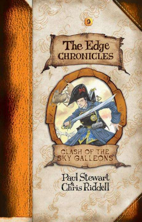 The Edge Chronicles 9: Clash of the Sky Galleons