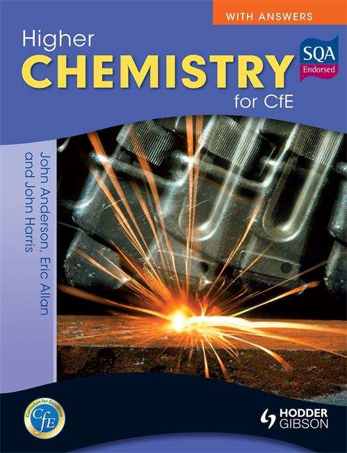 Higher Chemistry for CfE with Answers (PDF) | UK education