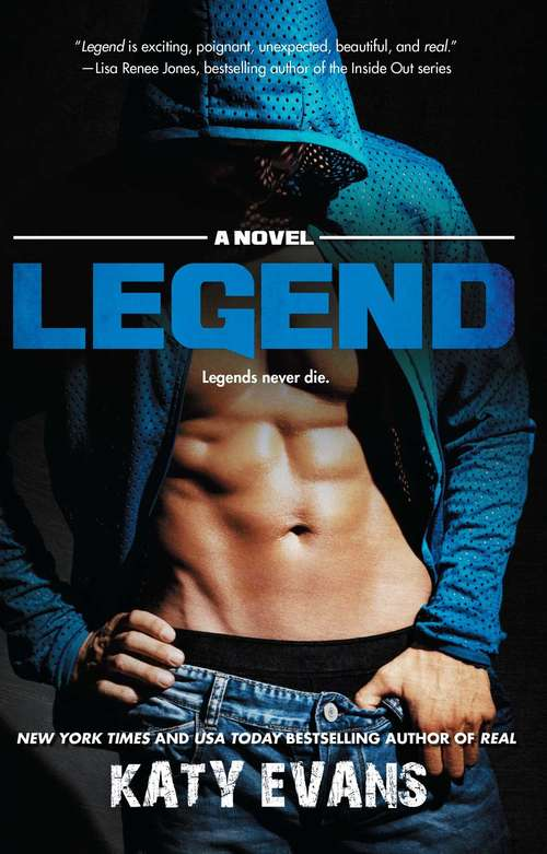 Legend (The REAL series #6)
