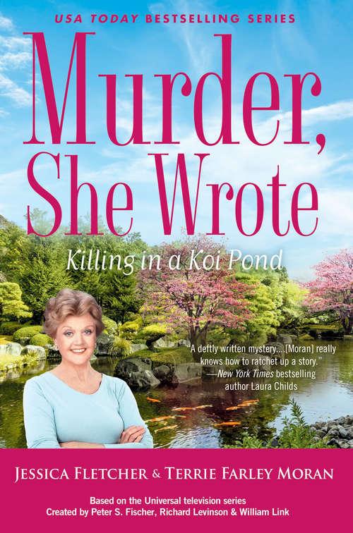 Murder, She Wrote: Killing in a Koi Pond (Murder She Wrote #53)