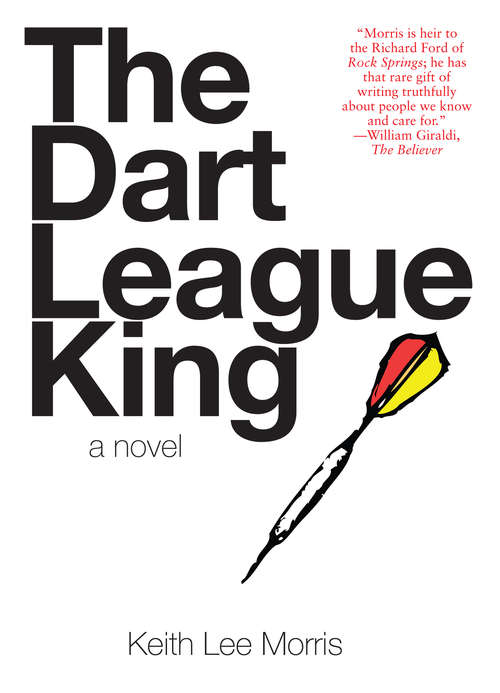 The Dart League King