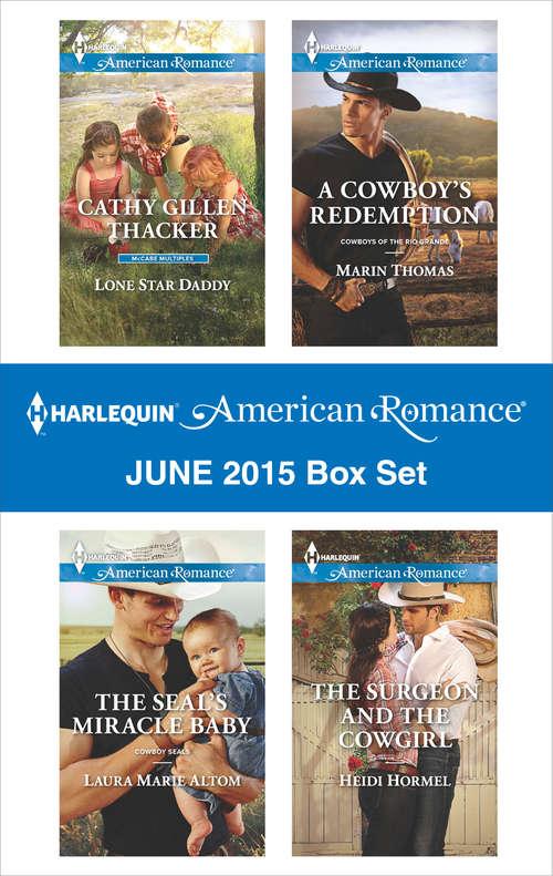 Harlequin American Romance June 2015 Box Set