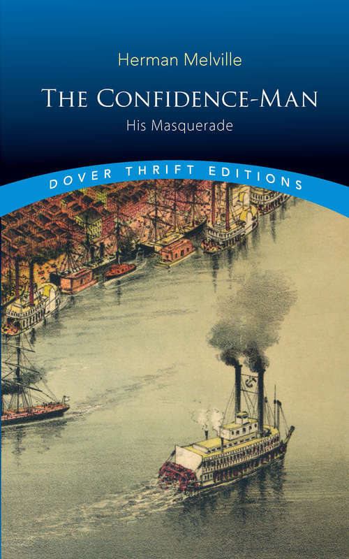 The Confidence-Man: His Masquerade (Dover Thrift Editions)