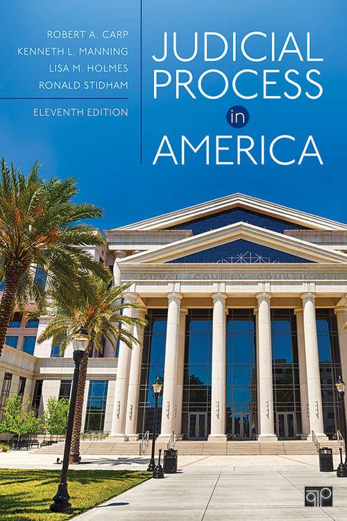 Judicial Process in America (Judicial Process In America Ser.)