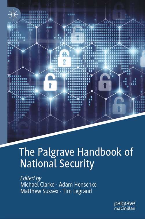 The Palgrave Handbook of National Security