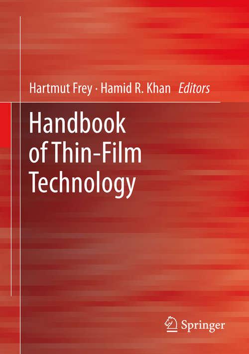 Handbook of Thin-Film Technology
