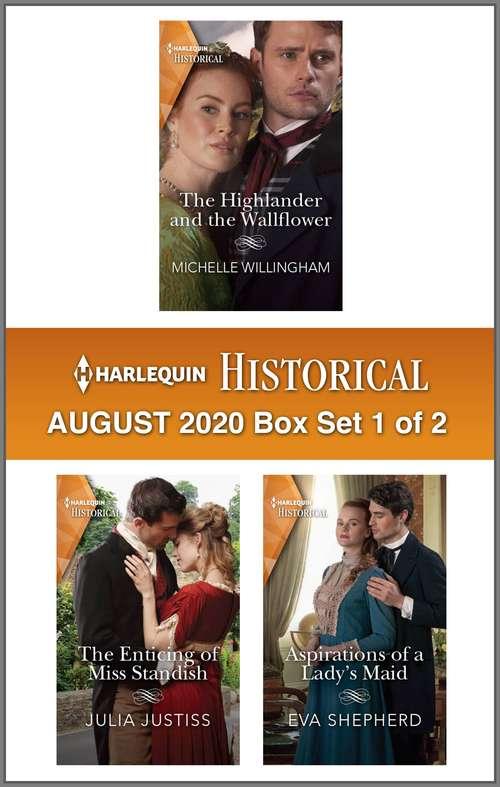 Harlequin Historical August 2020 - Box Set 1 of 2